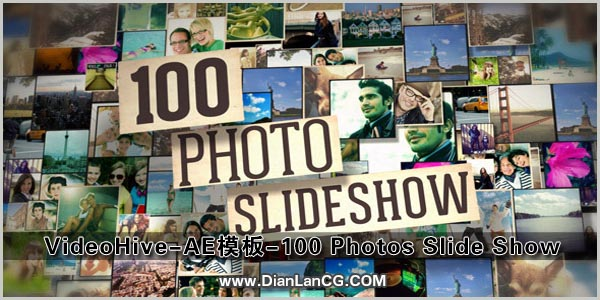 VideoHive-AE模板-100 Photos Slide Show.jpg